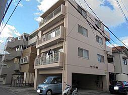 愛媛県松山市束本2丁目の賃貸マンションの外観