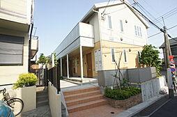 ピュール アビタシオン[2階]の外観