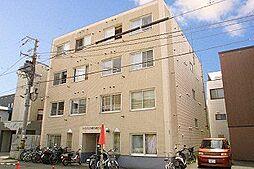 トウリョウ南5条ビル[406号室]の外観