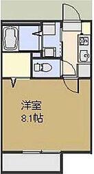 アパートメントK−III[103号室号室]の間取り