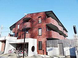 大阪府堺市北区蔵前町3丁の賃貸マンションの外観