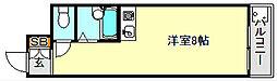 エクセル妙法寺[3階]の間取り