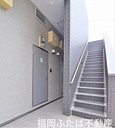 西鉄貝塚線 名島駅 徒歩5分の賃貸アパート