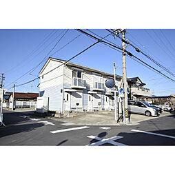 [テラスハウス] 愛知県北名古屋市鹿田 の賃貸【/】の外観