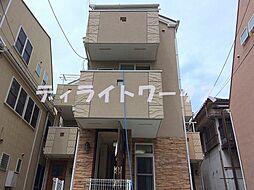 [一戸建] 東京都板橋区四葉1丁目 の賃貸【/】の外観
