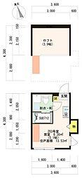 仮)南長崎2丁目III計画[2階]の間取り