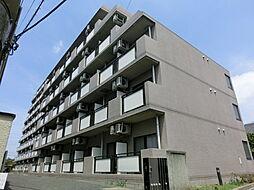埼玉県和光市白子の賃貸マンションの外観