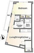 北西角部屋、平成29年4月新規内装リフォーム済です。