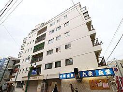 駅徒歩2分の好立地「上野毛マンション」