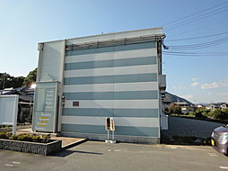 兵庫県たつの市龍野町日飼の賃貸アパートの外観