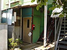 高杉アパート[2号室]の外観