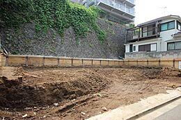 土地面積:17.26坪の建築条件なし売地