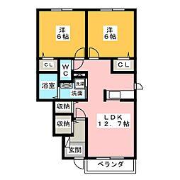 三郷駅 6.4万円