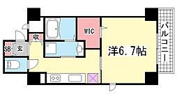 YAMATE435[4階]の間取り