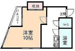 不二越駅 3.5万円