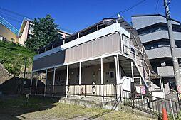 大阪府柏原市国分本町4丁目の賃貸アパートの外観