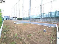 ネオクレステ小平花小金井11期現地全景・更地 2018/05/07撮影