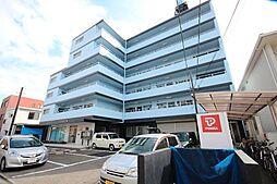愛知県名古屋市中川区野田3丁目の賃貸マンションの外観