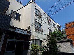 コーポ植木[3階]の外観