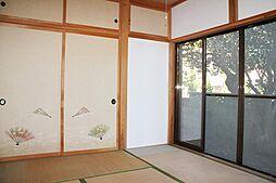 和室6畳です