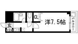 セイカ[5階]の間取り