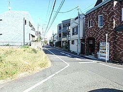 南西側道路