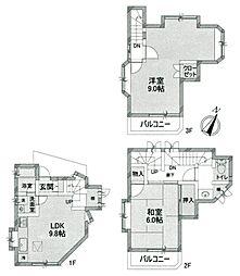 埼玉県富士見市鶴馬1丁目