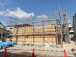 久宝寺3丁目新築アパート(仮)[201号室]の外観
