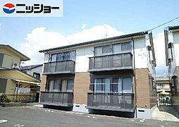 ディアス三蔵子 A棟[2階]の外観