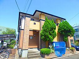 エステートAKIYAMA[2階]の外観