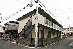 メゾンドゥ長瀬[201号室号室]の外観