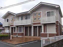 兵庫県姫路市田寺1丁目の賃貸アパートの外観