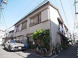 福田荘[4号室]の外観