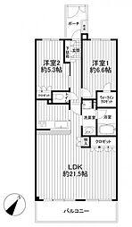 アデニウム日吉 4階