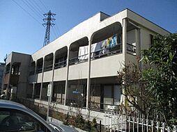 コーポTK[2階]の外観
