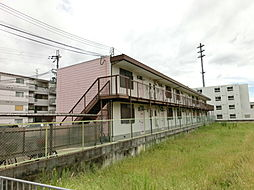 中井ハイツ[1階]の外観