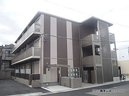 大阪府東大阪市花園東町2丁目の賃貸マンションの外観