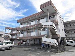 スカイハイツ福井[3階]の外観