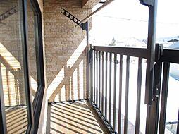 2階バルコニー...