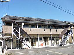 滋賀県東近江市幸町の賃貸アパートの外観