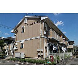 奈良県奈良市五条3丁目の賃貸アパートの外観