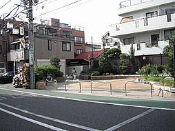 公園団子坂上広...