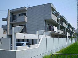 大阪府豊中市小曽根3丁目の賃貸マンションの外観