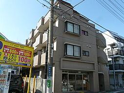 日宝コート金沢文庫[201号室]の外観