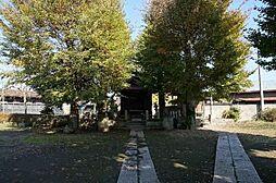 近隣-三峰神社