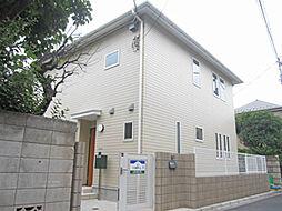 東京都杉並区阿佐谷北2丁目の賃貸アパートの外観