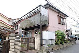 片岡コーポ[1階]の外観