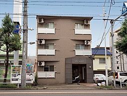リヴェール上石川[201号室号室]の外観
