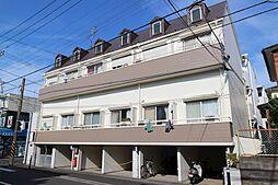 リバティ日吉[1階]の外観