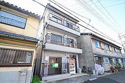 大阪府東大阪市西堤楠町3丁目の賃貸マンションの外観
